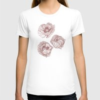 poppies T-shirts featuring Poppies by Annike