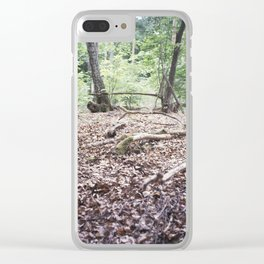 All Peace on Earth Clear iPhone Case