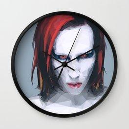 Omega Wall Clock