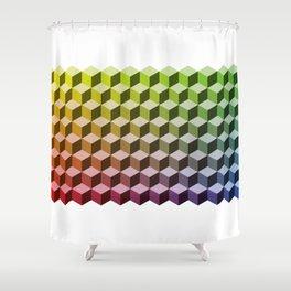 DICE Shower Curtain