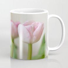 Soft tulips Mug