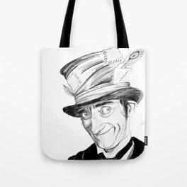 Mad Hatter Tote Bag