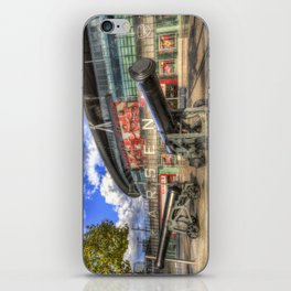 Arsenal FC Emirates Stadium London iPhone Skin