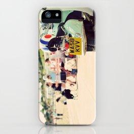 Vintage Vespa ♥ iPhone Case