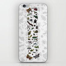 letter I - insects iPhone & iPod Skin