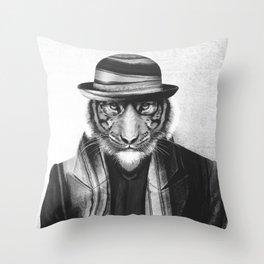 ARTHUR MASON Throw Pillow