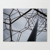 matrix Canvas Prints featuring matrix. by S.Simona