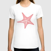 starfish T-shirts featuring Starfish by AleDan