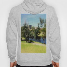 Adelaide Torrens River and CBD Hoody