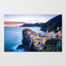 Cinque Terre #society6 #decor #buyart #homedecor Canvas Print