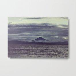 Mont Fuji Metal Print