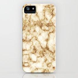 Golden Marble Texture Pattern Cutest iPhone Case