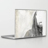 number Laptop & iPad Skins featuring Faceless | number 03 by FAMOUS WHEN DEAD