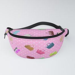 Purses and Handbags Fanny Pack
