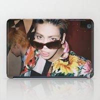 shinee iPad Cases featuring Jonghyun - SHINee by Felicia