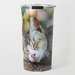 Peace Sleep Travel Mug