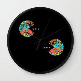 Pac-80s Wall Clock