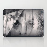 gypsy iPad Cases featuring Gypsy by Madison R. Leavelle