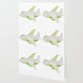 Big Jumbo Plane Icon Emoji Wallpaper