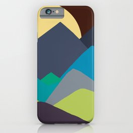 Out of Woods - In the Clear Yet? - Or Into the Woods? - 57 Montgomery Ave iPhone Case