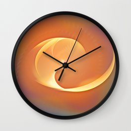 Abstract lighteffects -12- Wall Clock