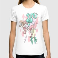 magical girl T-shirts featuring Magical Girl Pearl by IdentityPollution
