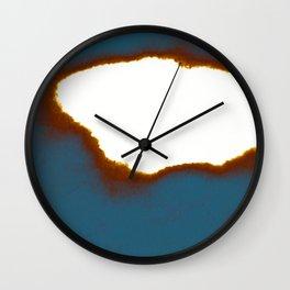Vapour 206 Wall Clock