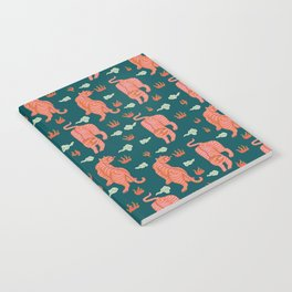 Bengal tigers Notebook
