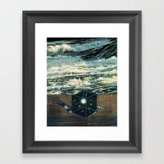 gf Framed Art Print