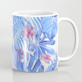 Palm Leaves Pattern 11 Coffee Mug