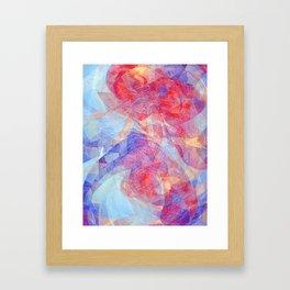 Sweet Rift Framed Art Print
