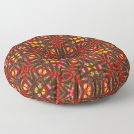 Hot Batik Diamonds & Stars Floor Pillow