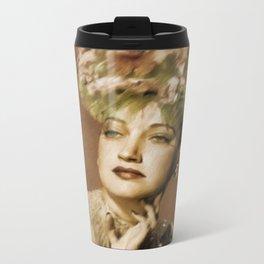 Dorothy Lamour Metal Travel Mug