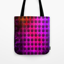 Berry Indica Tote Bag