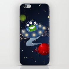 alien iPhone & iPod Skin