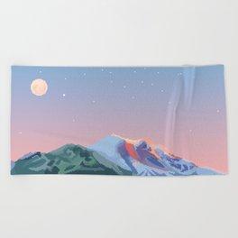 Tahoma Beach Towel