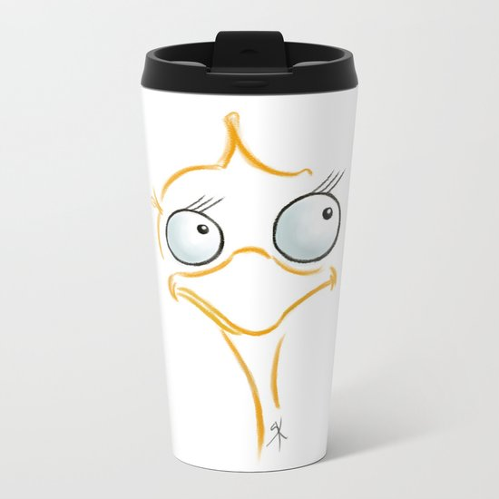 Hi! Metal Travel Mug