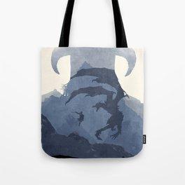 Skyrim (II) Tote Bag