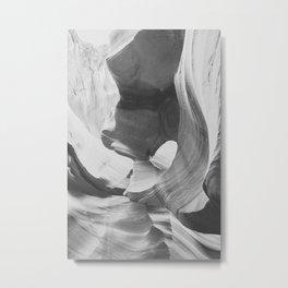 ANTELOPE CANYON VI / Arizona Desert Metal Print