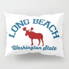 Long Beach Washington State. Pillow Sham