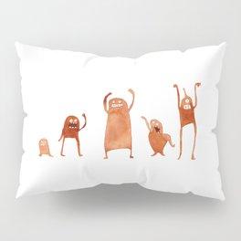 Monster Dance Party Pillow Sham