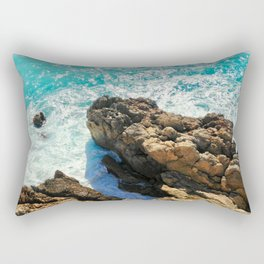 Sea Moment One Rectangular Pillow