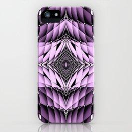 The Purple Diamonte iPhone Case