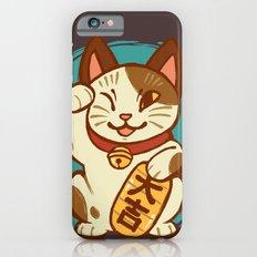 Lucky Cat Slim Case iPhone 6