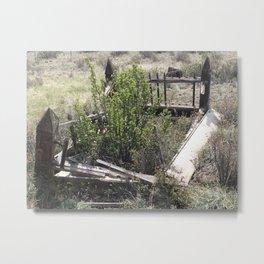 Long Gone Metal Print