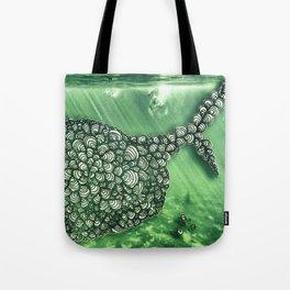 Ballena Espiral Tote Bag