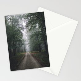 Autumn Forest Walk Stationery Cards