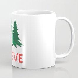 Cryptid Christmas Miracle Coffee Mug