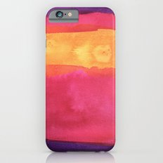color abstract 7 iPhone 6s Slim Case