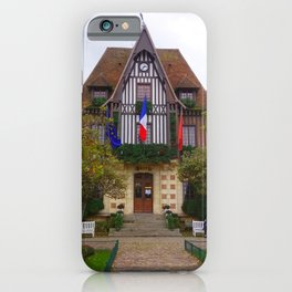 Deauville. France iPhone Case